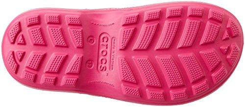 Crocs Handle It Rain Boot K, unisex-child Handle It Rain Boot, Pink (Candy Pink), C8 UK (24-25 EU)