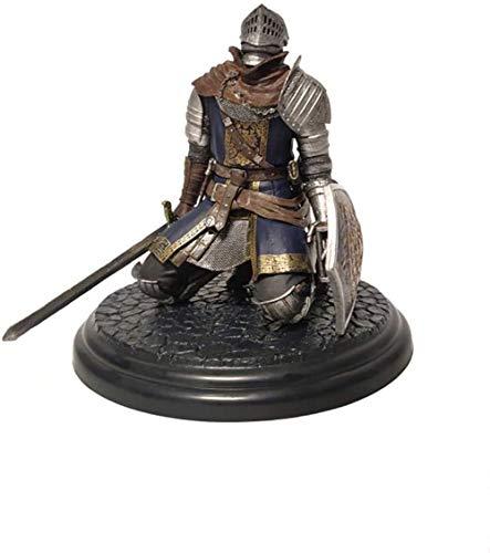 KIJIGHG Dark Souls Astra Superior Knight Personaje Estatua Figura de Anime Modelo de Personaje de Dibujos Animados de Anime 15 cm (5,9 Pulgadas)