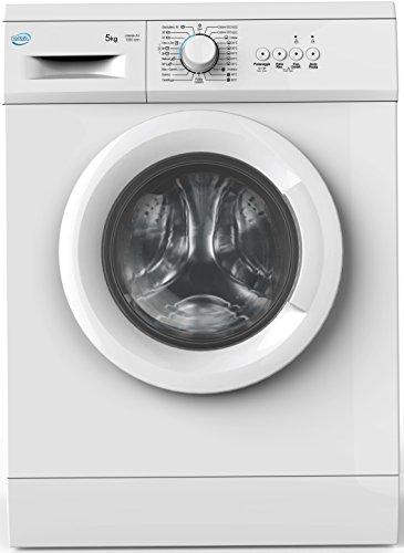DAYA DMW-510E7 Libera installazione Carica frontale 5kg 1000Giri/min A+ Grigio lavatrice