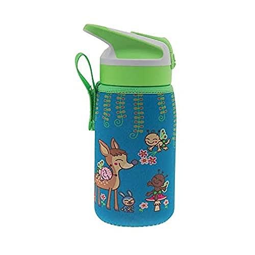 Laken, botellas y accesorios Unisex Adulto, Neoprene Bambino, 0.35