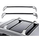 Para Cadillac XT5 2017 2018 2019 2020 Portaequipajes De Techo Barras Transversales De Coche Baca Porta Equipaje AleacióN De Aluminio Barras Laterales Rieles Cruzados Rack De Techo