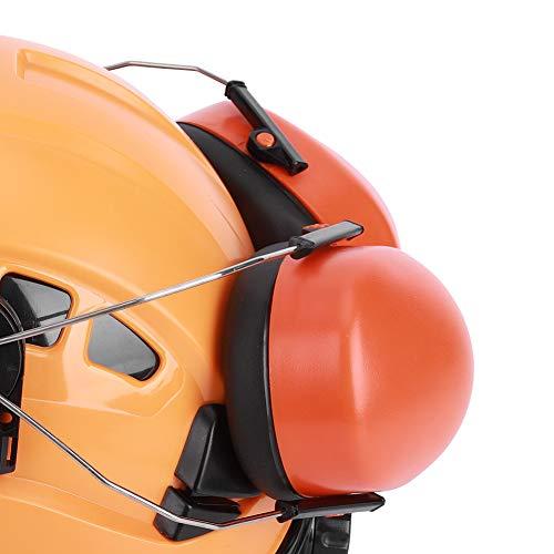 Casco di Sicurezza Anti-UV, Casco Arrampicata su Roccia, Lavoro Aereo Anti-Impatto Protezione antincendio ingegneria all'a to