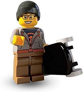 LEGO Series 4 Collectible Minifigure Street Skater Skateboar