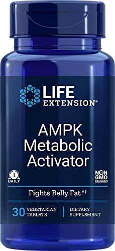 Life Extension, AMPK Metabolic Activator, 30 Vegetarian Tablets