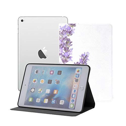 Case For Ipad Pro 11' 2020/2018 With Pencil Holder,smart Lightweight Soft Tpu Back Premium Protective Case Cover With Auto Sleep/wake Feature, Bundle Lavender Isolated On White