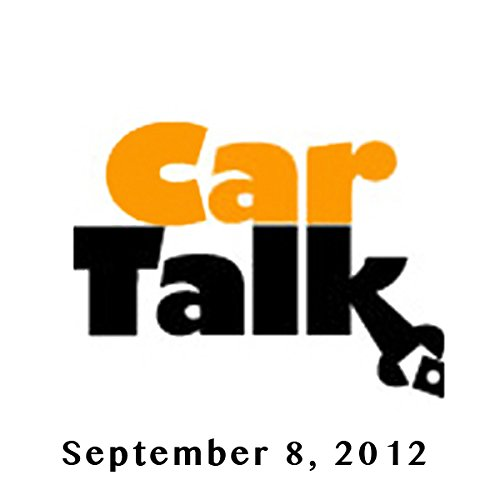 Car Talk, September 8, 2012 audiobook cover art