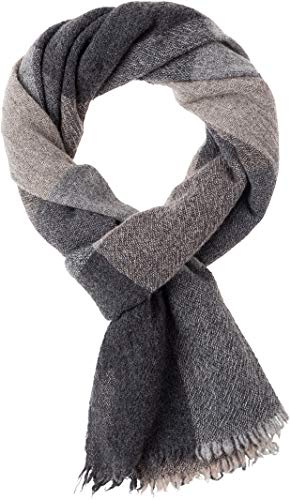 BRAX Herren Style Quirin Schal, CRACKER, One Size