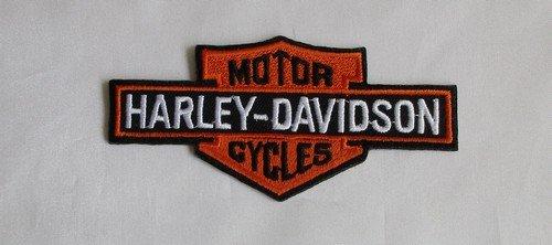 24,5/x 22,5/cm onkelz Harley Davidson Sagit aussi coudre env Article est le lendemain Livraison