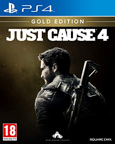Just Cause 4 Gold Edition - PlayStation 4 [Importación inglesa]