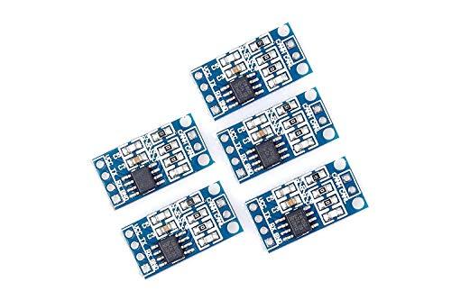 ICQUANZX 5Pcs TJA1050 CAN-Controller-Schnittstellenmodul Bustreiber-Schnittstellenmodul