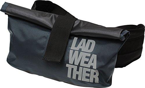 [ラドウェザー]防水ウエストポーチ 大容量 破れにくく軽量 ヒップバッグ ランニング