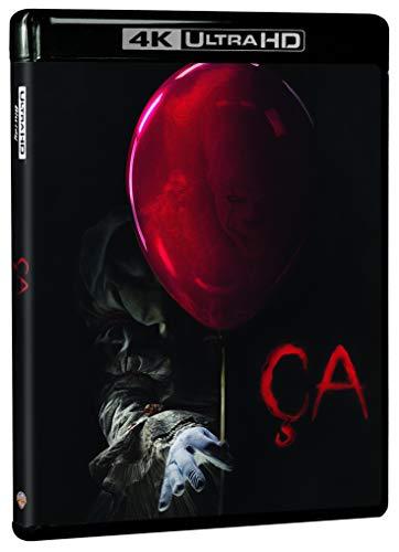 Ça [4K Ultra HD] [Italia] [Blu-ray]
