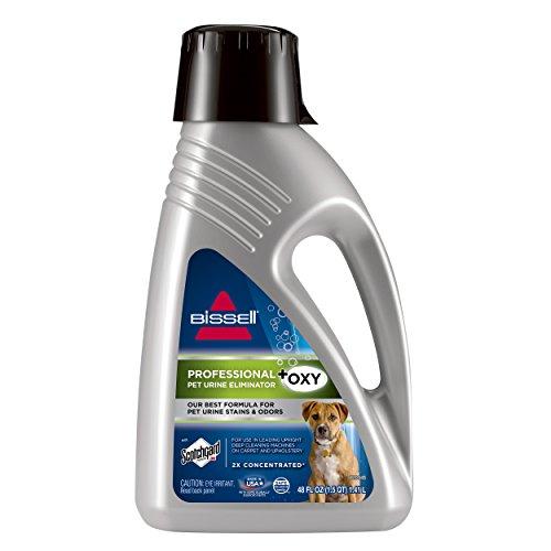 Bissell 1990 Pro Pet Urine Eliminator Upright Deep Cleaner Formula