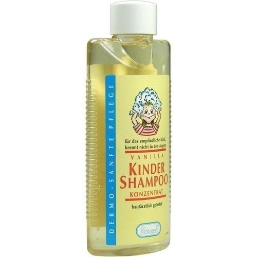 Vanilla Kindershampoo Floracell 200 ml
