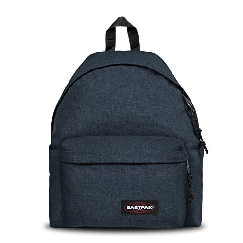 Eastpak Padded Pak'r Zaino, 40 cm, 24 L, Blu (Triple Denim)