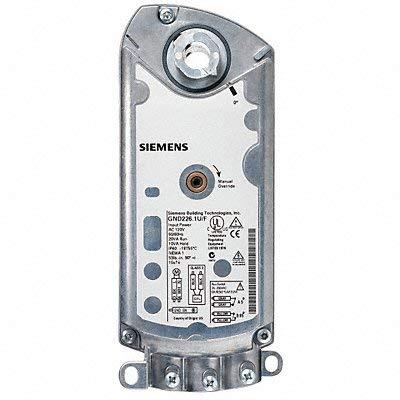 Siemens Building Technologies GND2211U 120v f/s damp actuator