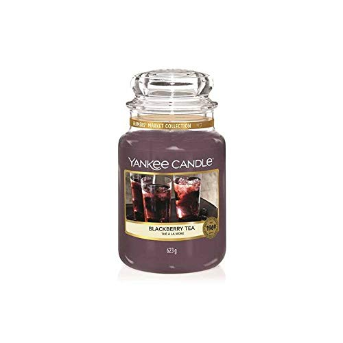 Yankee Candle BlackBerry Tea 623g