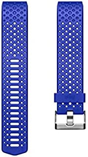 Fitbit Charge 2 Accessory Sport Band, Cobalt, Small - Water-Resistant