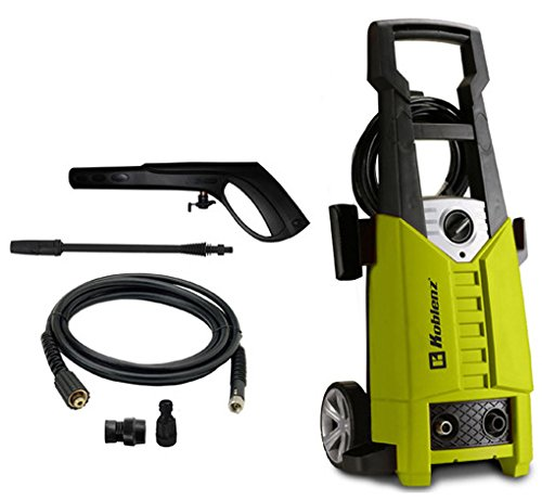 Koblenz HL-310 V Powerful 2000 psi Electric Pressure Washer
