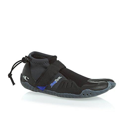 adidas Superfreak Tropical Split Toe, Zapatos de Playa y Piscina Hombre, Negro (Schwarz Schwarz), 39 EU