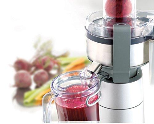 Kenwood AT641 Accesorio licuadora compatible con robots de cocina Kenwood Chef y Major, 1 L, plástico, color gris