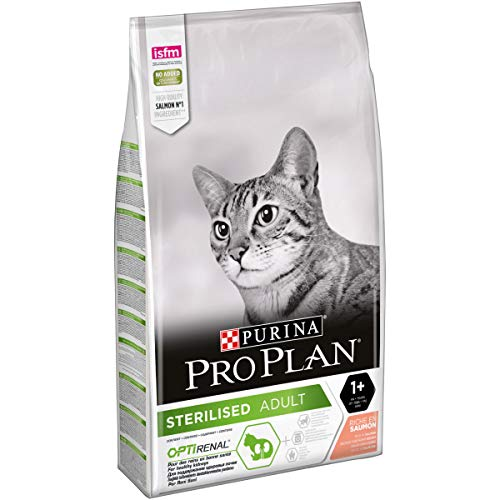 Purina Proplan - PROPLAN PURINA CHAT STERILISED SAUMON 10Kg