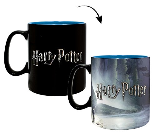 ABYstyle - Harry Potter - Mug Heat Change - 460 ML - Patronus