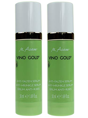 M. Asam Vino Gold Anti-Falten Serum 2x50ml