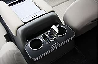 【LEGANCE】レガンス NV350キャラバン セカンドカップホルダー レザーブラック