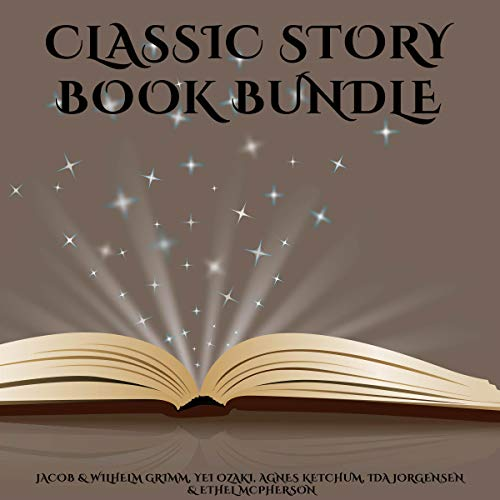 Classic Story Book Bundle : 9 Timeless Fairy Tales Set 4 cover art