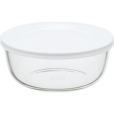 iwaki(イワキ) 耐熱ガラス 保存容器 M 800ml パックぼうる KBC4150-W1