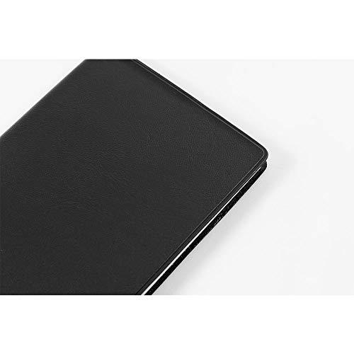 デザインフィルミドリビジネスダイアリー手帳2021年スリムマンスリーPS-532240006(2020年12月始まり)