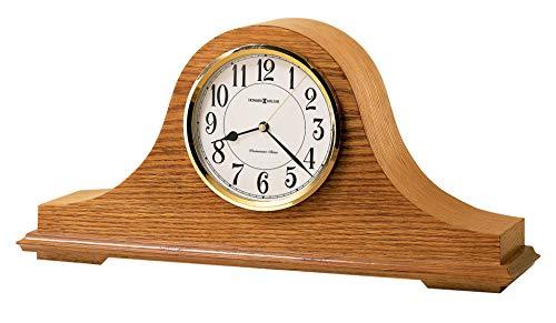 하워드 밀러 에코 맨텔 시계 골든 오크