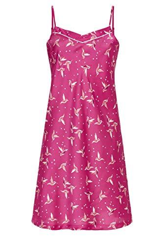 Ringella Lingerie Damen Nachthemd mit Spaghettiträgern pink 42 1262011,pink, 42