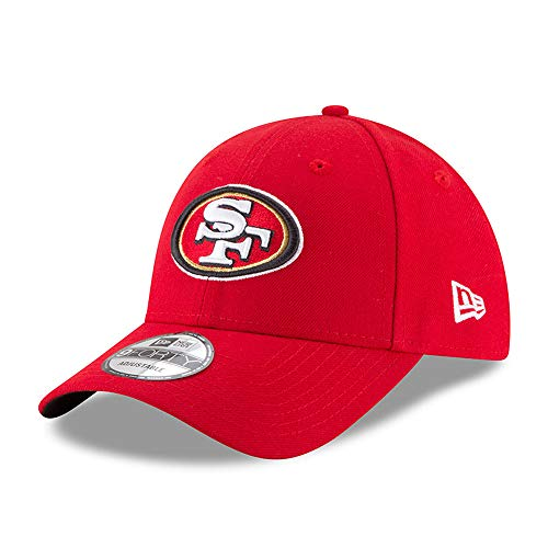 New Era NFL American Football Collection San Francisco 49ers NFL Teamsport National Football League 9Forty Adjustable