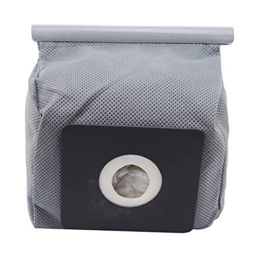 INSEET Sacs universels en Tissu Sacs réutilisables pour aspirateur pour aspirateur Domestique Pièces Accessoires