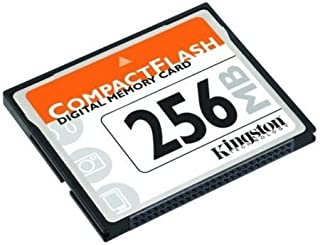 Kingston Technology 256MB Standard CompactFlash Card Memoria ...