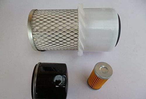 Filtersatz Iseki TU 1700 | 1900 | 2100 type4
