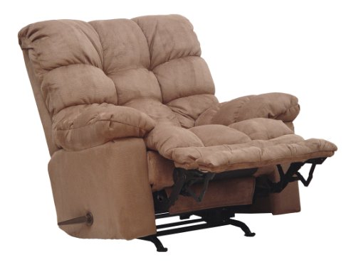 Catnapper Magnum Chaise Recliner Color: Saddle