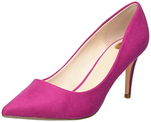Buffalo Damen Fanny 2 Pumps, Pink (Fuchsia 001), 39 EU