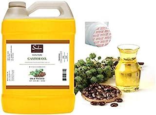 Sponsored Ad - 1 Gallon 100% ORGANIC COLD PRESSED HEXANE FREE CASTOR OIL USP