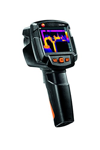 Testo värmebildkamera 868 – smart och nätverkstermografi, 1 st, 0560 8681
