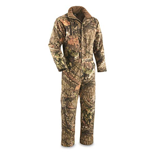Guide Gear Men's Insulated Silent Adrenaline II Hunting Coveralls