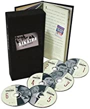 Sinatra in Hollywood 1940-1964 by Sinatra, Frank Box set, Soundtrack edition (2002) Audio CD