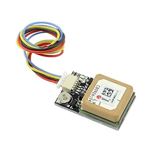 Matek GPS Module,SAM-M8Q Mini FPV GPS Module, GLONASS Galileo for UAV System Robots RC FPV …