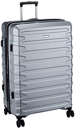 [ベラージ] スーツケース TSAダイヤルロック 大型 8輪キャスター CRUST2-LL 108L 5.4kg グレー