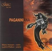 Paganiniana: Music for Violin & Piano