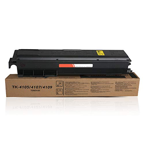 YCYZ Reemplazo compatible del cartucho de tóner del modelo TK-4108 para Kyocera Taskalfa-1800 1801 con el microprocesador