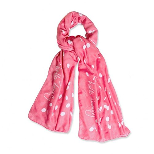 Hallo Mooie Roze Sjaal