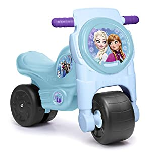 Feber Correpasillo motofeber Frozen Match, Color Azul (Famosa 800011811)